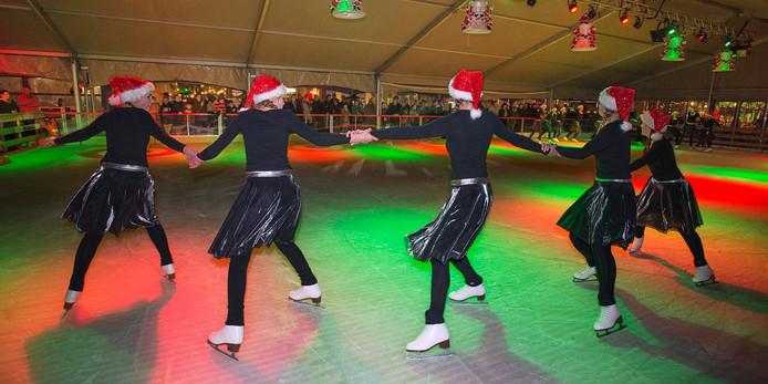 De Bossche Kunstrij Vereniging (BKV) opende donderdagavond Winterland.