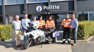 Nieuwe motorfiets bij politiezone Gavers
