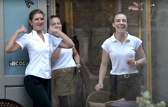 Jose Antonio maakt nu positieve reacties los bij deze dames.