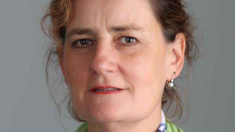 Anne Martien van der Does Beeld Annemieke Jeuring, Rechtbank Amsterdam