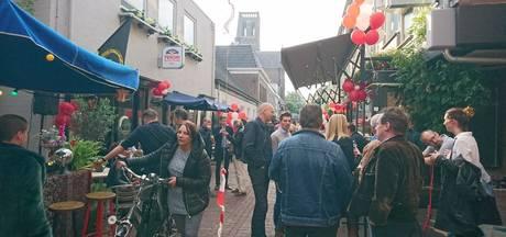 VIDEO: Osse Peperstraat bezongen bij officiële opening
