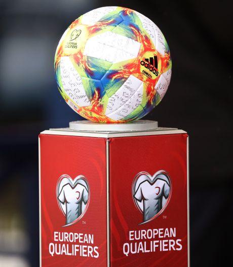 Uitslagen en eindstanden EK-kwalificatie