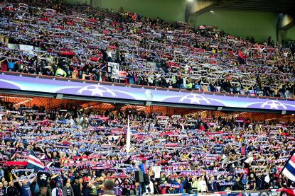 Moet dit ook in België kunnen? Ticketprijzen voor uitmatchen in Frankrijk zullen slechts 10 euro kosten