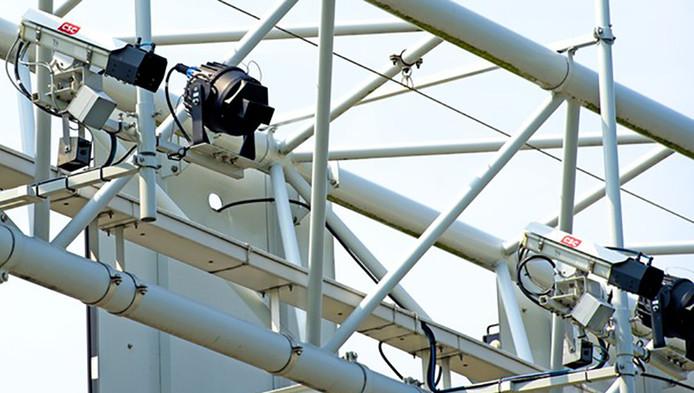 Camera boven de A2