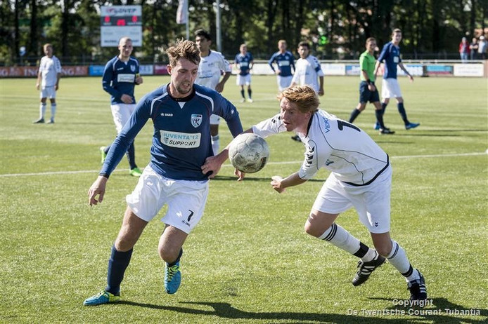 Juventa'12 won in Borne.