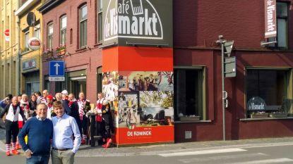 Nieuw café in Ieper en nieuwe cafébaas in Poperinge: vader en zoon vieren dat met kroegentocht