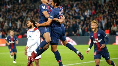 Mbappé 4 goals in 13 minuten, maar geen wereldrecord