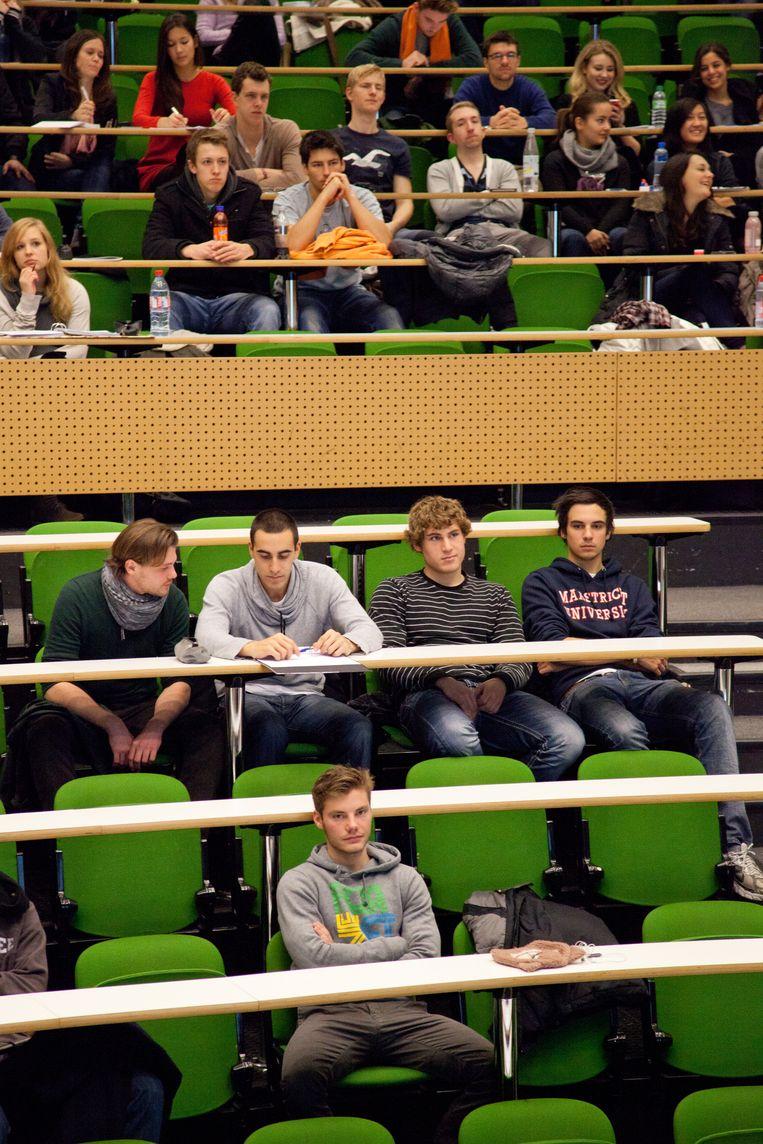 College Economic Studies aan Maastricht University Beeld null