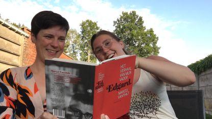 """Curieus Katelijne verkoopt boeken voor het goede doel: """"De opbrengst gaat naar luisterboeken voor kinderen en volwassenen met leesproblemen"""""""