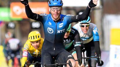 Nizzolo wint tweede rit in Parijs-Nice, Stuyven derde na geweldige finale