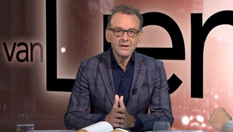 Paul van Liempt op RTLZ. Beeld RTLZ.