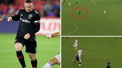 Rooney kan het nog: Man. United-legende pakt in 96ste minuut uit met dé voetbalactie van het weekend