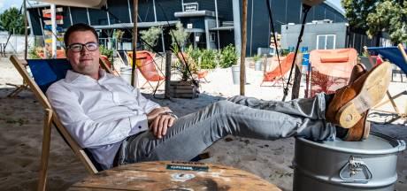 Nieuwe eigenaar Leeren Lampe in Raalte beleefde turbulent eerste jaar: 'Corona heeft me creatiever gemaakt'