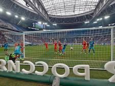 Zenit opent nieuw stadion met opmerkelijke zege