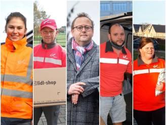 """""""In mei waren we nog helden, nu worden we lamzakken of zelfs dieven genoemd"""": Vlaamse postbodes vragen meer respect tijdens drukste periode van het jaar"""