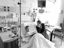 Moeder van zieke Tijn bezorgd over sluiting kinderafdeling Winterswijk: 'Waar moeten we dan naar toe?'