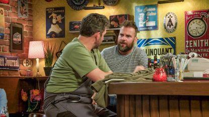 """'Familie'-acteur David Cantens: """"Het gevoel van uitgesloten te worden herken ik. Tot mijn zestiende stotterde ik."""""""