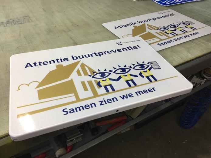 Oosterhouters werken al samen in buurtpreventieteams, volgens denktanklid Frank Boermans een groot succes.