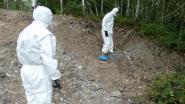 """Actiegroep Red Onze Kleiputten dient klacht in tegen Vlaamse Gewest: """"Asbeststort jarenlang niet onderhouden"""""""