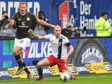 Weer baaldag Rick van Drongelen en HSV in stadsderby tegen St. Pauli