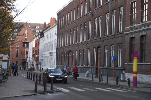 Het Sint-Jacobsplein