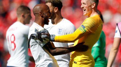 Engeland wint de troostingsfinale na penaltyserie waarin Pickford zich tot held kroont