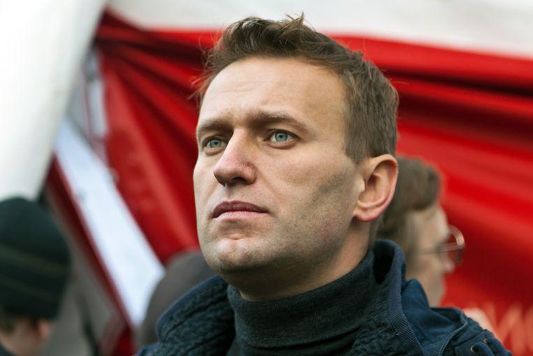 Aleksej Navalny. Beeld Shutterstock