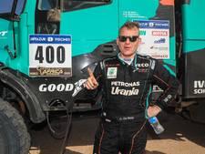 Gerard de Rooy geniet van 'old skool Dakar'