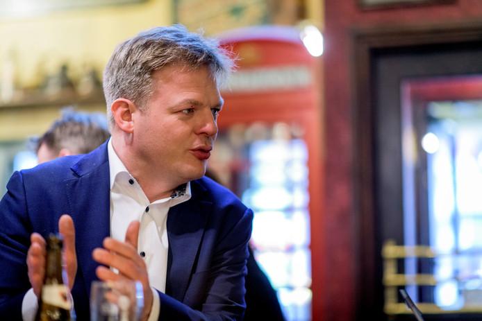 Tweede Kamerlid Pieter Omtzigt.