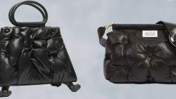 Kopieert Maison Margiela de handtassen van het Belgische merk Award/t?