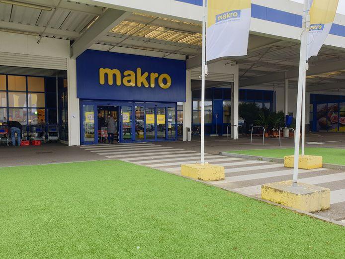 De Makro in Delft.