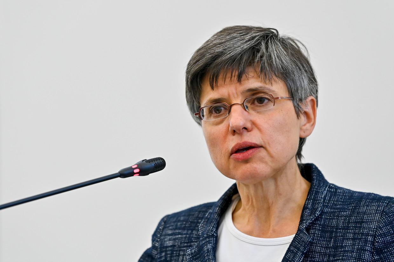 Gouverneur Cathy Berx Beeld BELGA