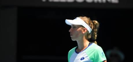 Elise Mertens s'incline face à Simona Halep