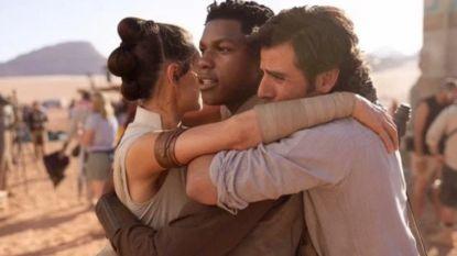 Opnames van laatste prent uit 'Star Wars'-trilogie eindigen met emotionele omhelzing