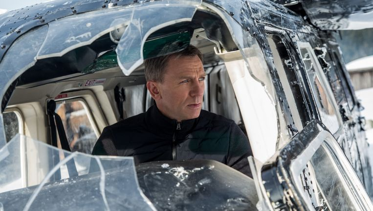James Bond in Spectre. Beeld ap