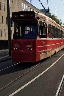 Trams rijden weer na stroomstoring centrum Den Haag