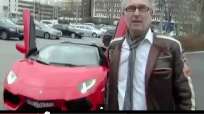 Duitser wil Cristiano een Lamborghini van 400.000 euro cadeau doen