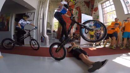 Koers kort: Carapaz eindlaureaat in Ronde van Asturië - Wereldkampioen Sagan ziet jonge renners over hem springen met hun tweewieler