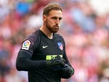 Oblak verlengt contract bij Atlético Madrid tot medio 2023