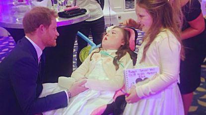 Protegé van prins Harry overleden na slepende ziekte, familie ontvangt pakkende persoonlijke brief
