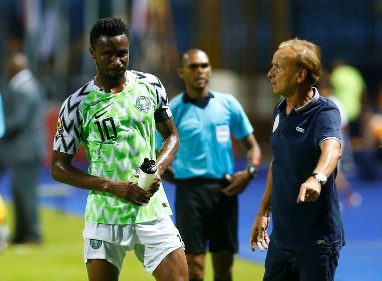 John Obi Mikel.