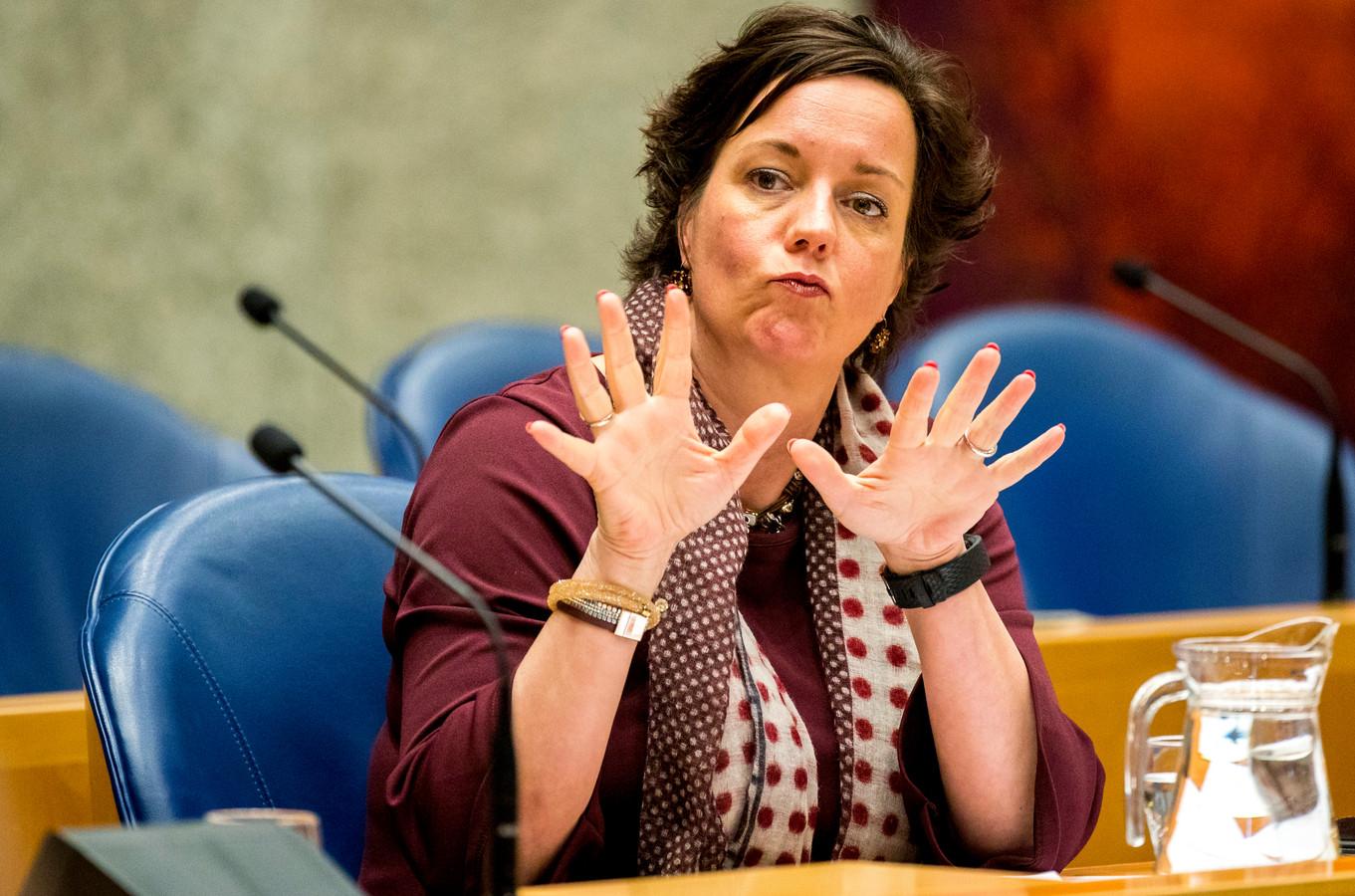 Staatssecretaris Tamara van Ark.