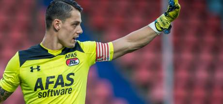 TOP Oss bevestigt komst AZ-doelman Nick Olij