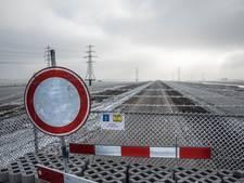 Hoogspanningskabels zijn op hoogte, fietspad bijna open bij Veessen/Wapenveld