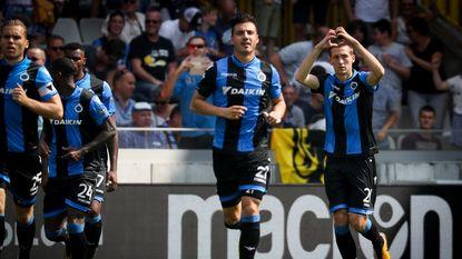 Club haalt dankzij bepalende Vanaken vijftien op vijftien: 4-0 tegen Standard