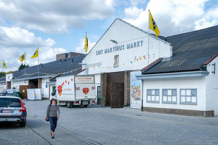 De soepverkoop vindt in de Markthal plaats.