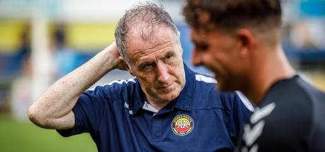 Knippenborg ook volgend seizoen hoofdtrainer bij Rohda Raalte