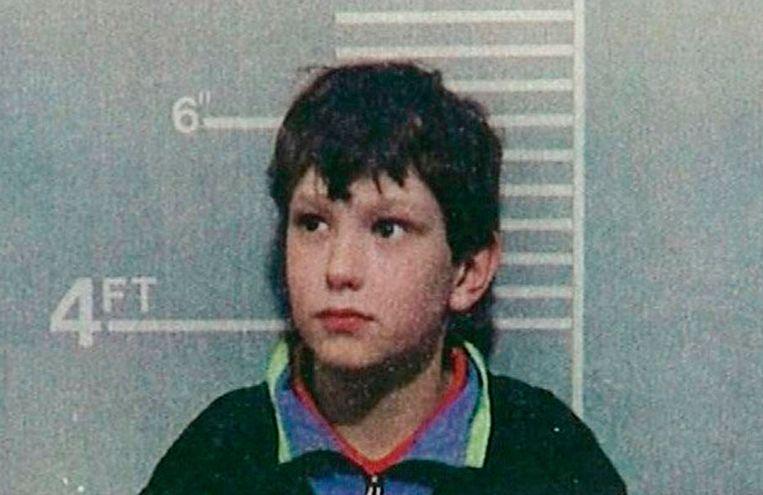 Jon Venables, een van de twee moordenaars van de peuter.