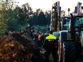 Inzet ME bij varkensboerderij in Boxtel was nodig omdat de-escalatie niet werkte: 'Het was een complexe situatie'