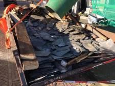 Statenkwartier geschokt over sloop torentje, dat volgens de eigenaar geen torentje is